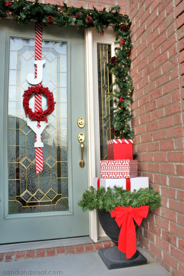 Christmas Home Tour Sand And Sisal