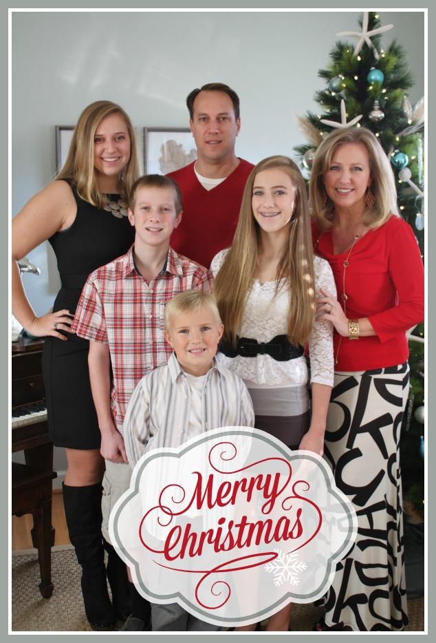 Wilson Family Christmas