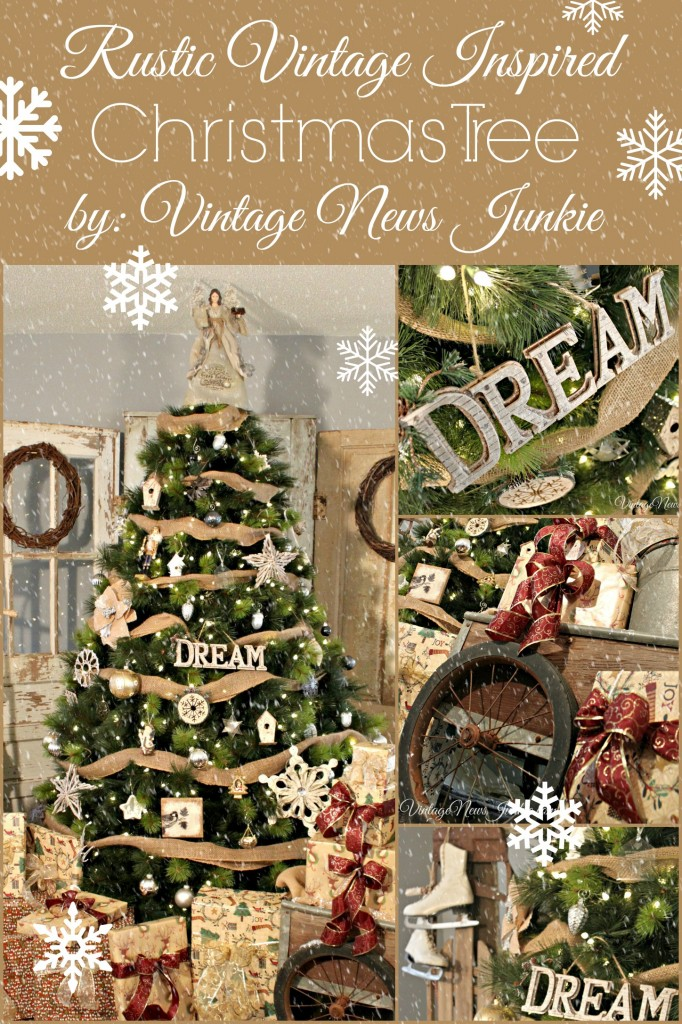 rustic-vintage-inspired-christmas-tree