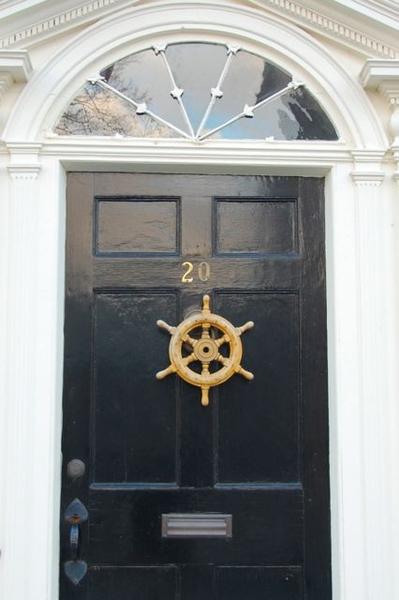 Coastal Door Knockers Sand And Sisal