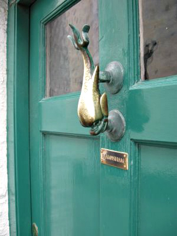 Genial Coastal Door Knockers