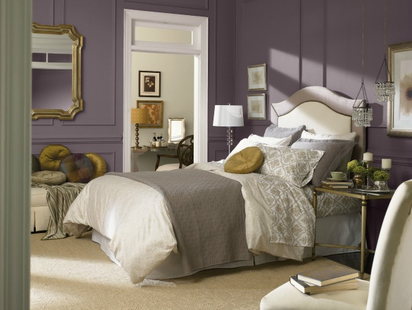 sherwin williams 2014 color of the year exclusive plum