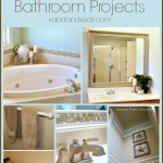 5 Weekend Projects For The Bathroom