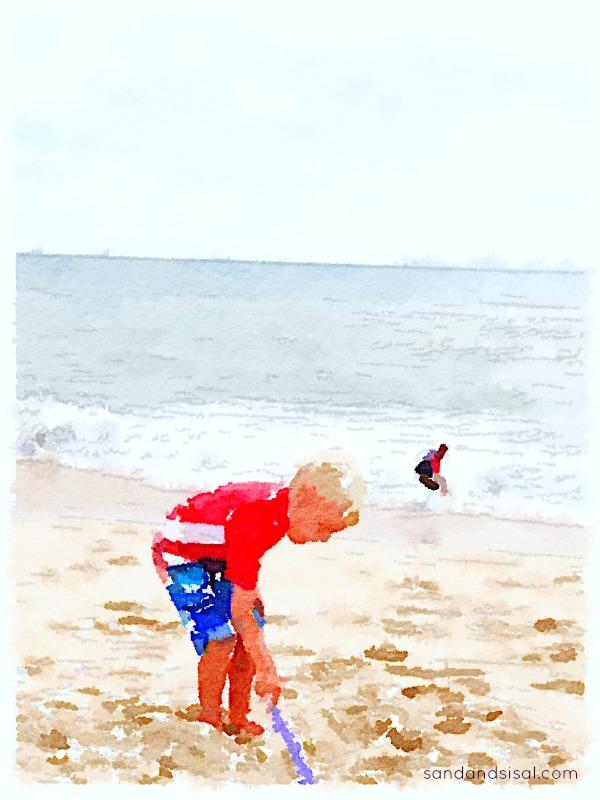 OBX Beach Time