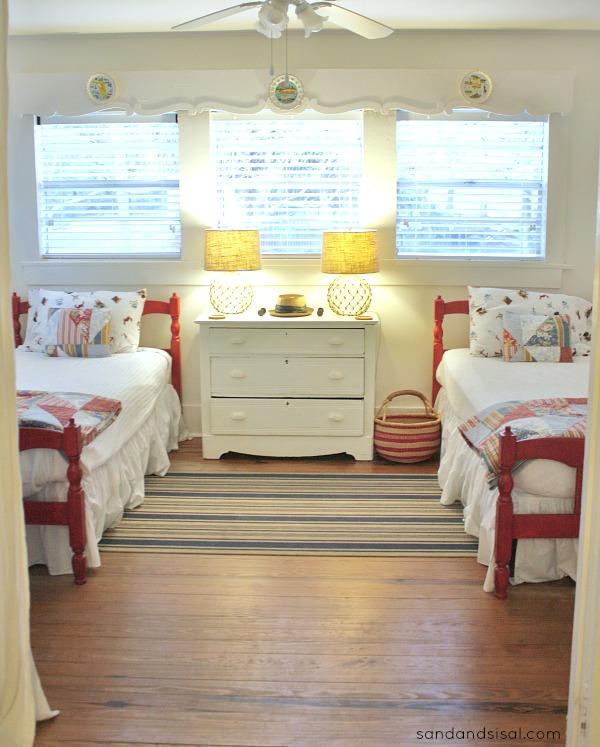 Sand and Sea bedroom