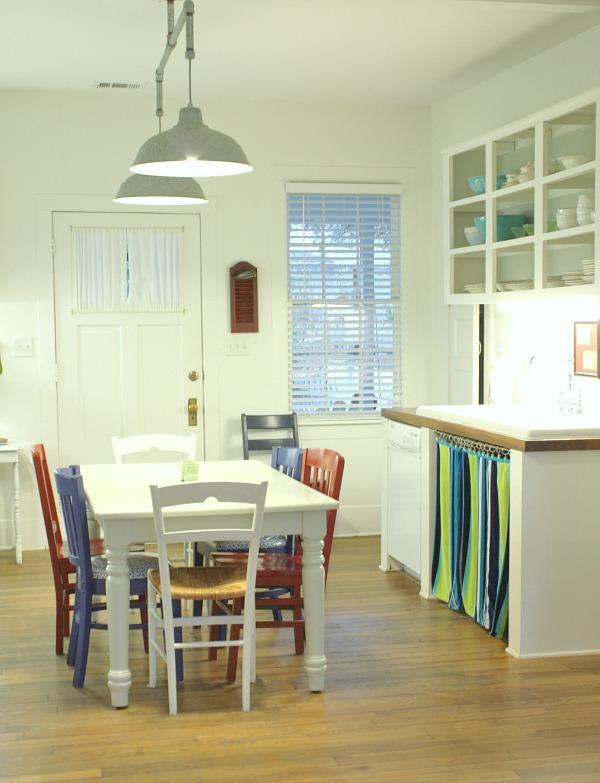 Screened Inn Kitchen