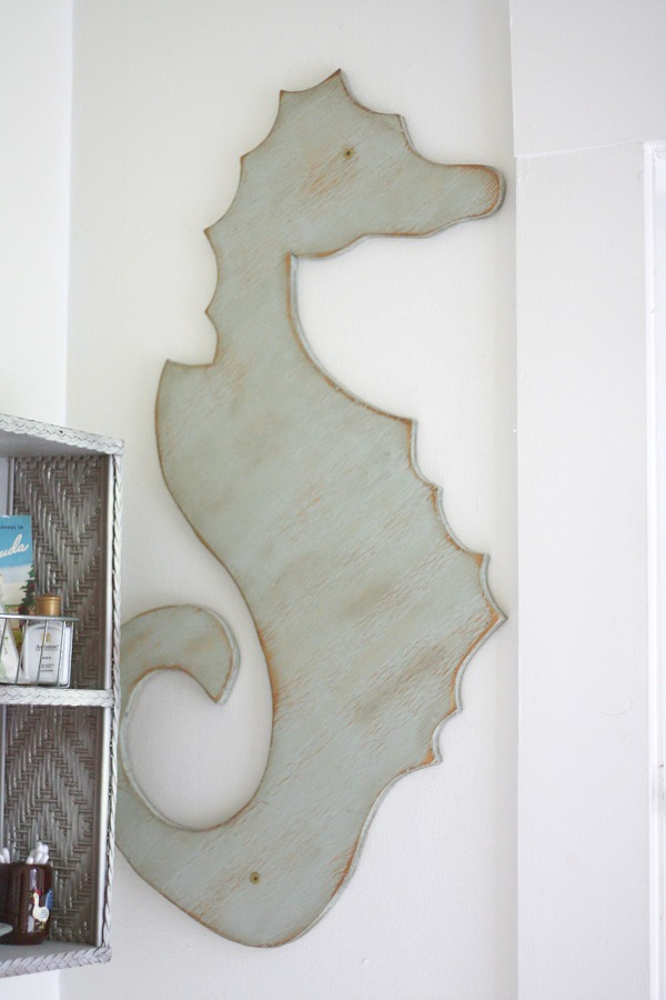 Sea Horse Wall Hanging