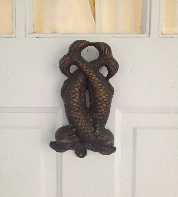cottage door knocker