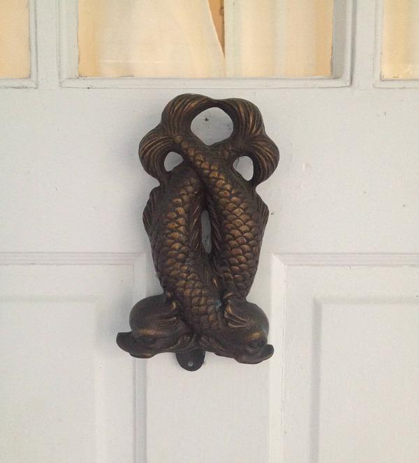cottage door knocker