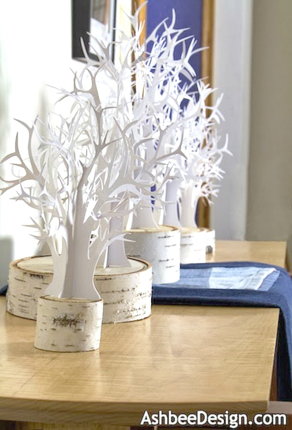 Ashbee Design Winter Trees