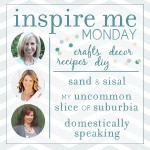 Inspire Me Monday Link Party {2}