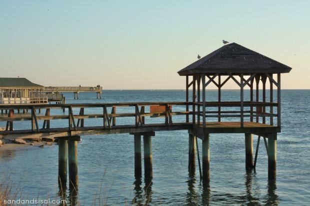 Tybee Island Dock