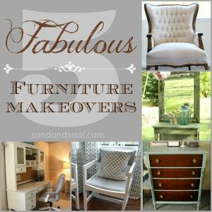 5 Fabulous Furniture Makeovers (thumbnail pic)