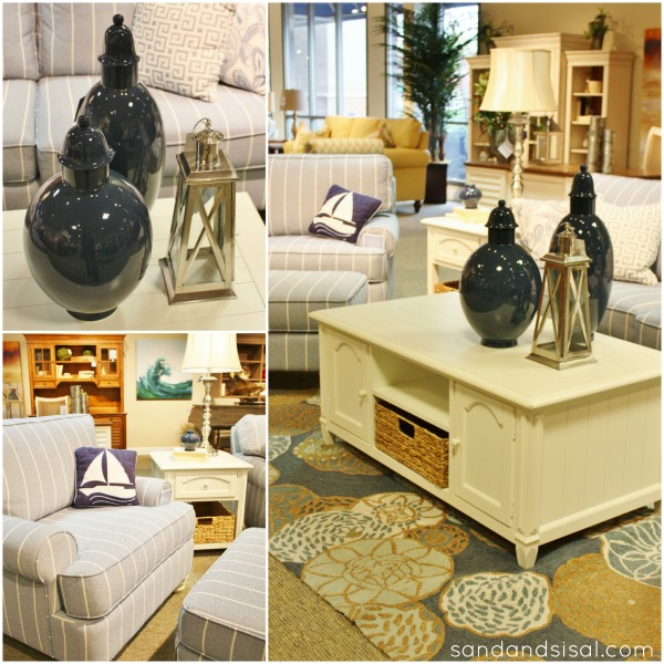 New Casual Beach Cottage Decor Havertys