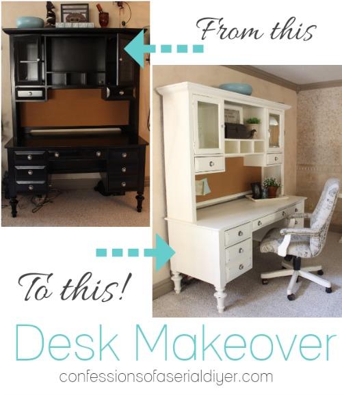 Desk-Makeover