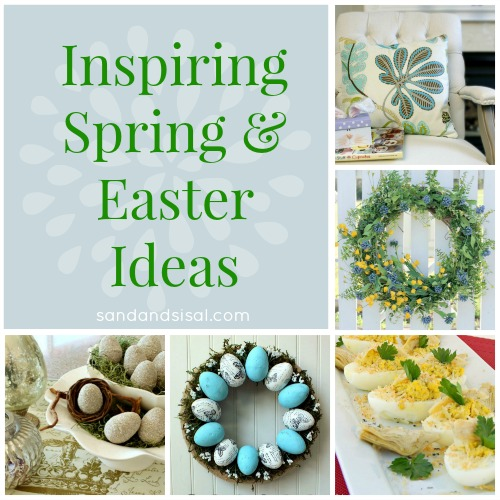 Inspiring Spring and Easter Ideas