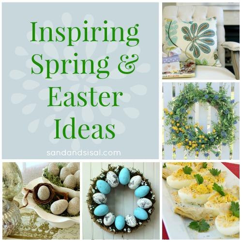 Inspiring Spring & Easter Ideas