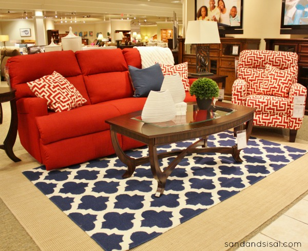 Throw Pillows With Matching Rug : Refresh Your Space with Havertys - Sand and Sisal