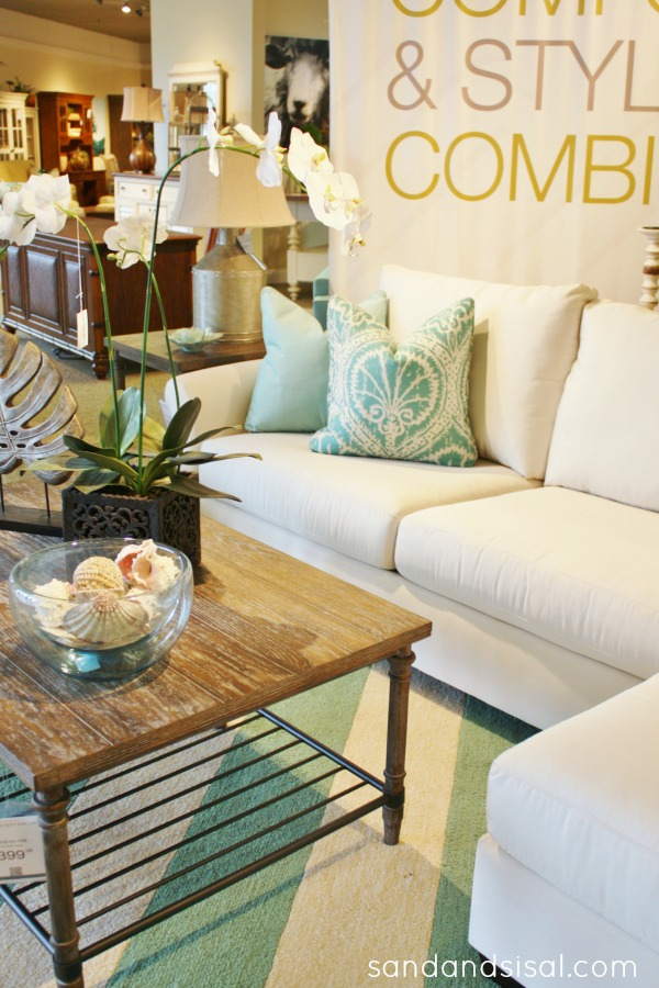 Rustic Coffee Table - Havertys