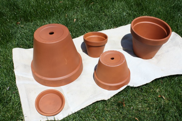 How to Clean Clay Pots