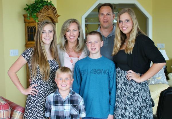 Wilson Family Easter 2014