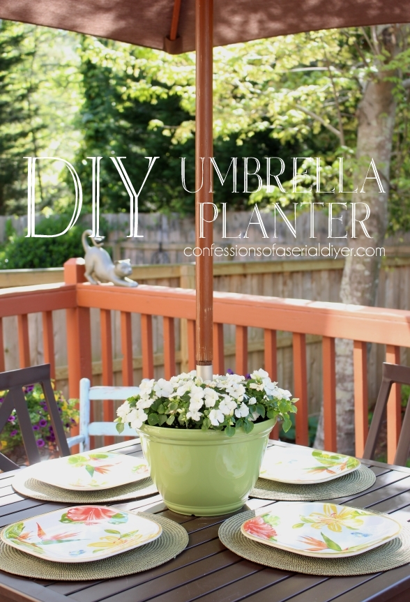 DIY-Umbrella-Planter