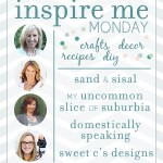 Inspire Me Monday Linky Party {6}