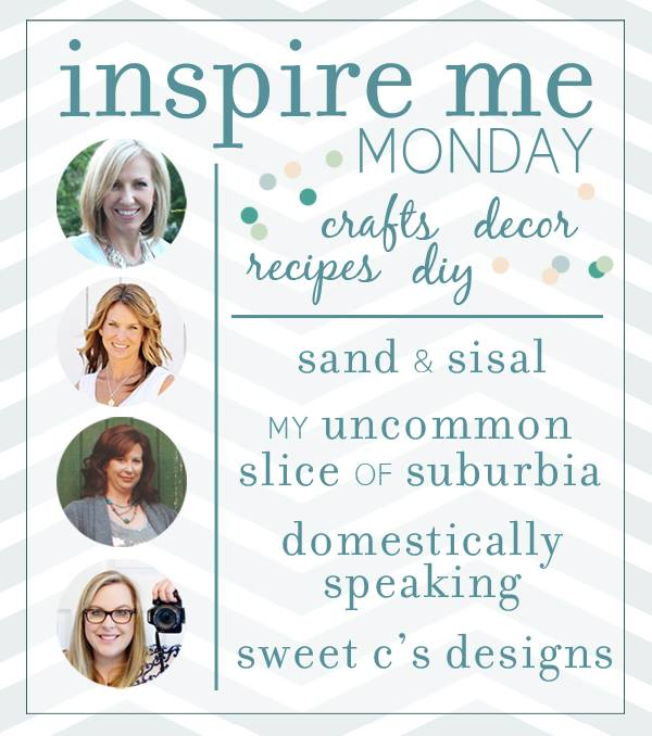 Inspire Me Monday Link Party