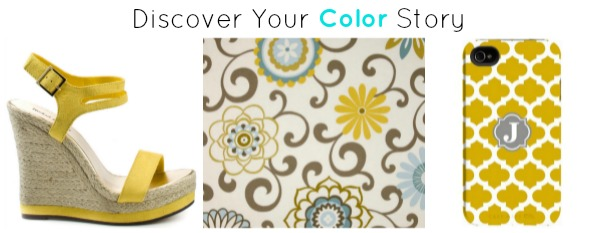 Discover Your Color Story