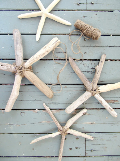 15 driftwood crafts sand and sisal for Craft ideas for driftwood