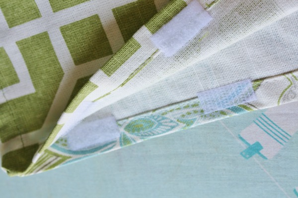 No Sew Napkin Pillow Covers - Sand and Sisal