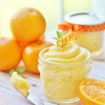 Citrus Whipped Honey Butter Jars