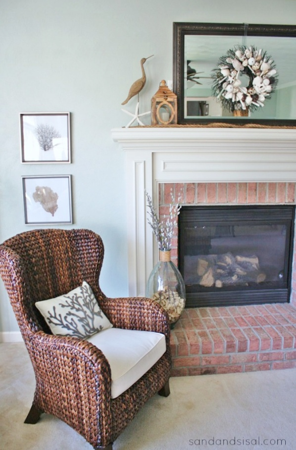 Coastal-Mantel