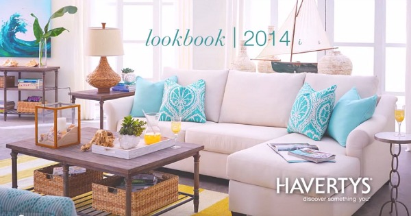 Havertys Look Book 2014 #HavertysInspired