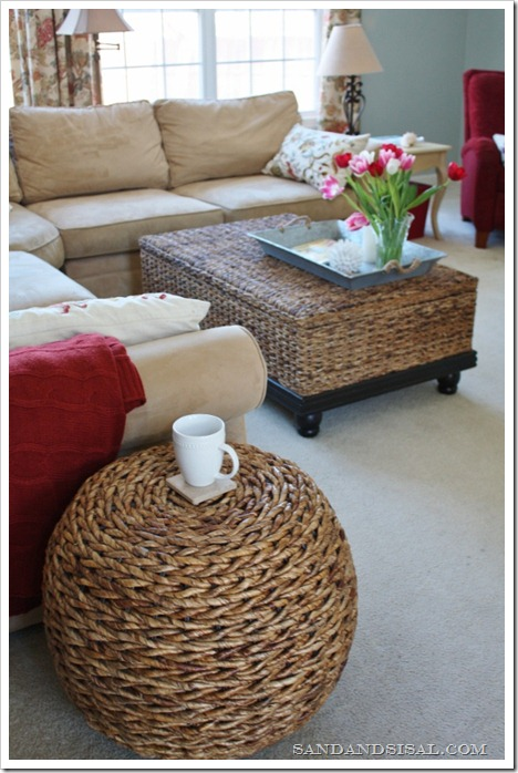 Discover Your Decorating Style Sand And Sisal