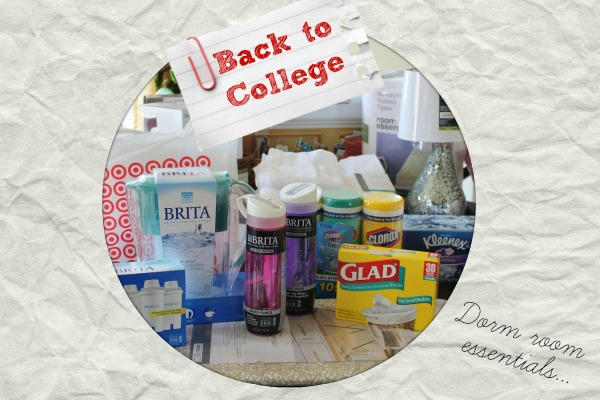 Back to College Essentials + Giveaway - Sand and Sisal