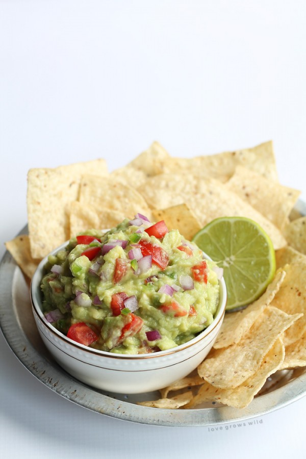Fresh Guacamole Recipe