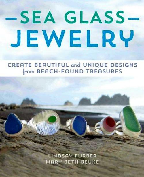 Sea Glass Jewelry by Lindsay Furber