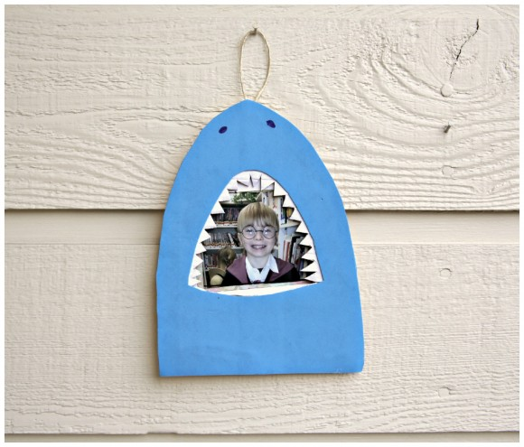 diy-shark-frame
