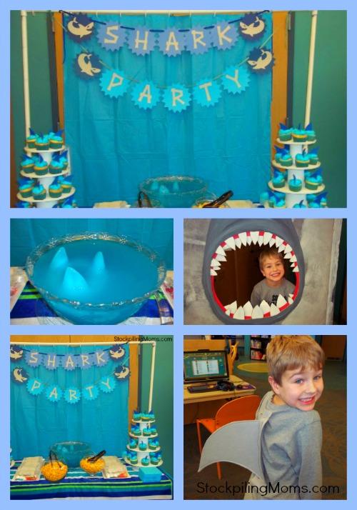 shark-party