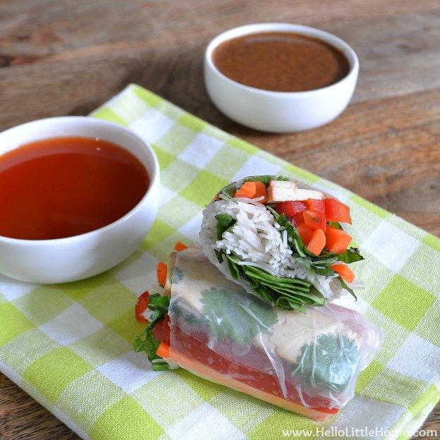 veggie-spring-rolls
