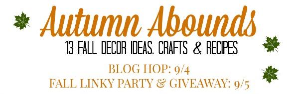 Autumn Abounds Fall Blog Hop 2014 (1)