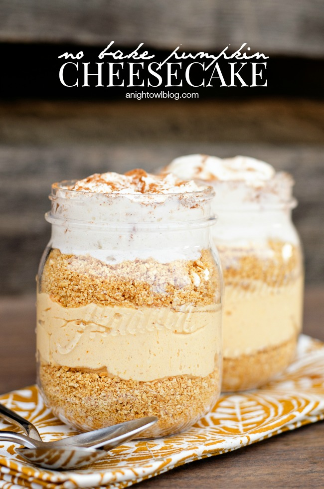 No-Bake-Pumpkin-Cheesecake-Parfaits