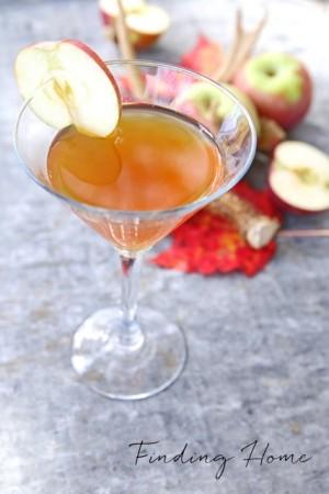 Maple Cidertini Martini