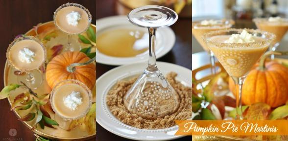 Pumpkin Pie Martinis Slide