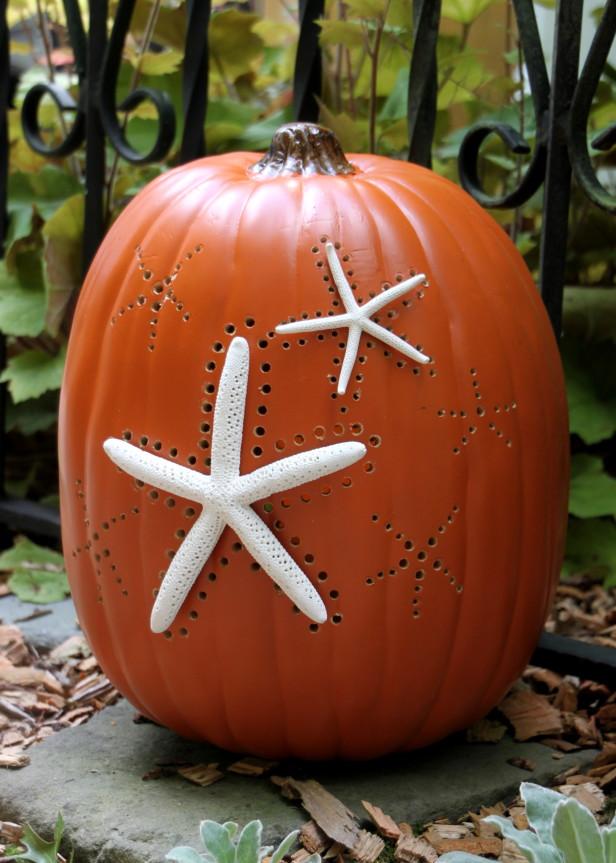 Starfish Pumpkin