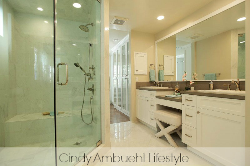 Fabulous Glamorous Bathroom Ideas luxury and celebrity home tours
