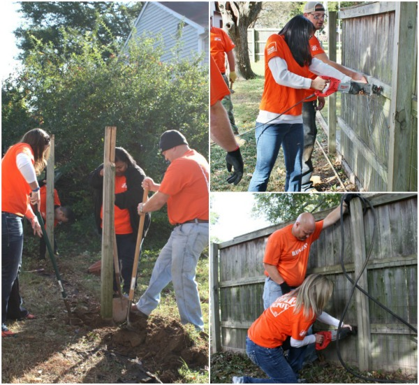 ence building - Team Depot