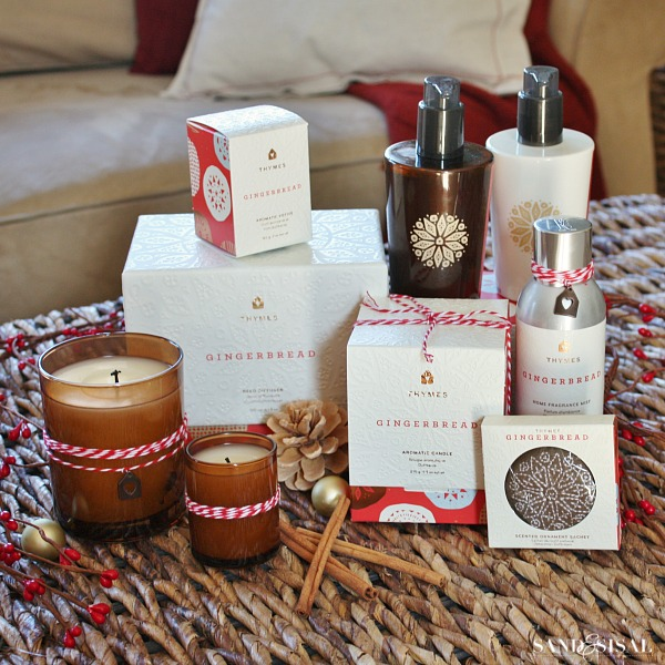 Holiday Gifts - Thymes Home Fragrances