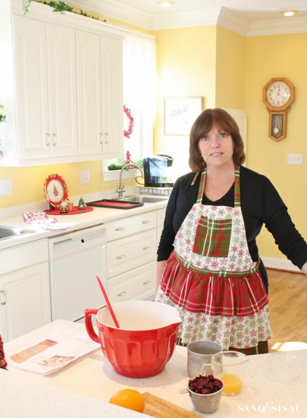 Mom's Christmas Kitchen